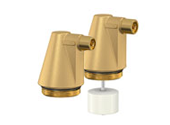 Accessories for venting range and dirt separators