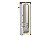Supastor Indirect unvented cylinders