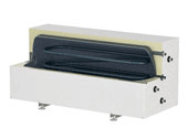 TS horizontal water heaters