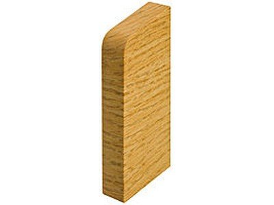 Baseboard wood for radiators