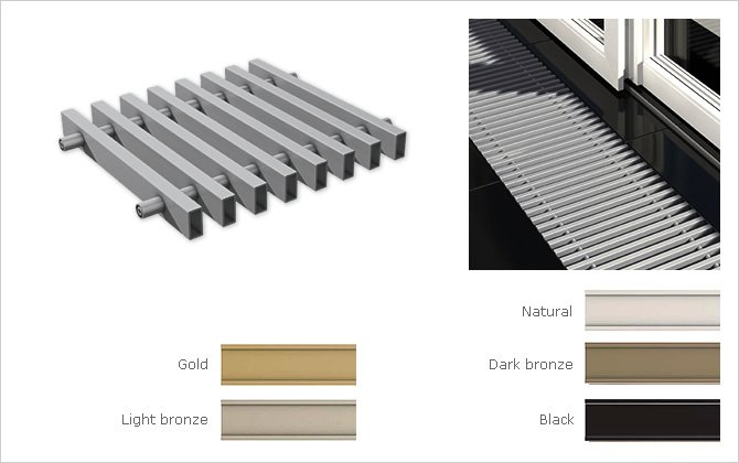 INTRATHERM stainless steel
