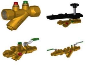 combination valves