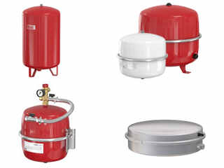 flexcon expansion vessels