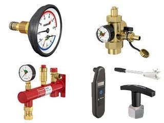ACCESSORIES FOR HEATING AND COOLING INSTALLATIONS