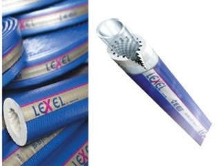LEXEL PIPE INSULATION