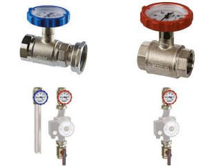 PUMP AND SOCKET BALL VALVES