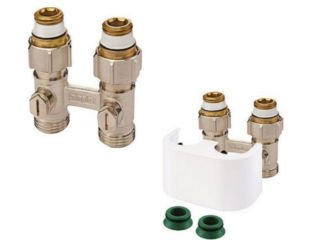 RADIATOR CONNECTION VALVES