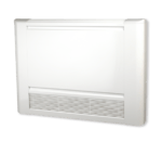 Myson Low surface temperature radiator in white