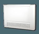 Myson Low surface temperature radiator in white