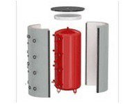 Water heaters and storage vessels accessories