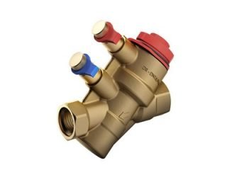 Dynamic circuit control valve