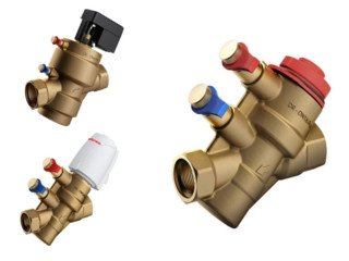 Ballorex dynamic circuit valves
