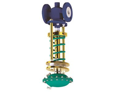 Differential pressure regulator