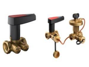 Basic shut off valve ballorex