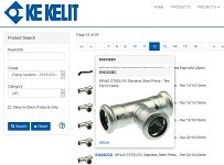 Steelfix Stainless Steel Piping & Press fittings