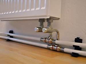 simplex baseboard pipe system