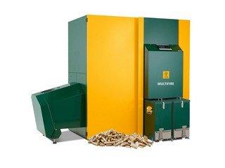 Wood Chip boiler